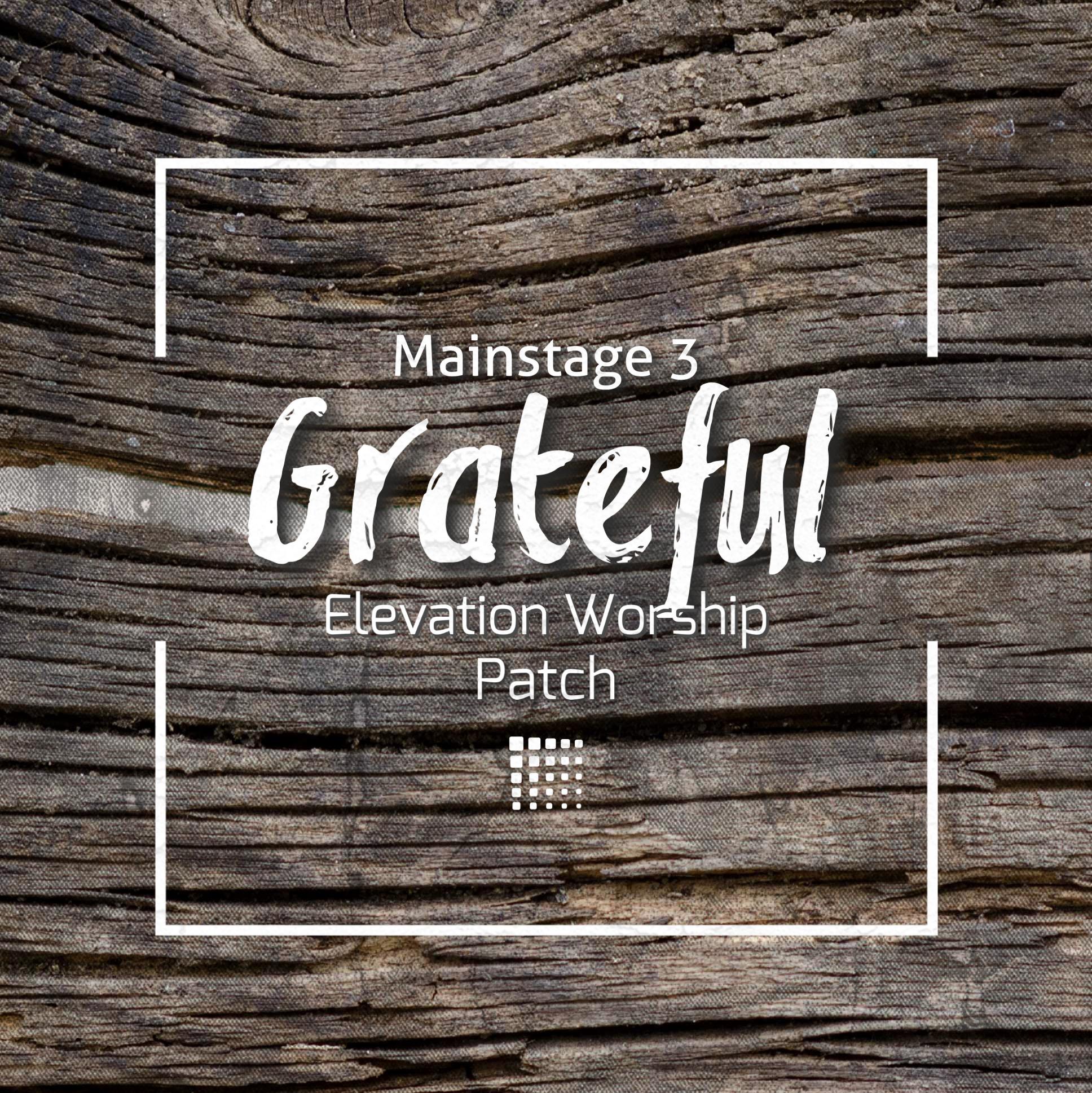 Grateful-A — Creative Worship Sounds