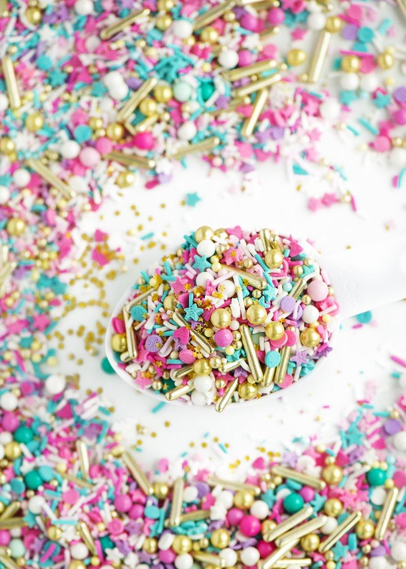 Wanderlust 4oz Sprinkle Medley by Sweetapolita — Sugar Drop Inc