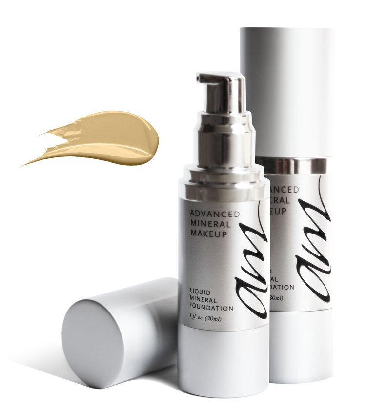 Advanced Mineral Makeup Liquid