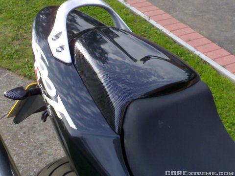 Honda CBR600 F4 99 - 00 / CBR600 F4i 04 - 06 Rear Seat Cowl - Powerbronze —  SuperbikeStore com