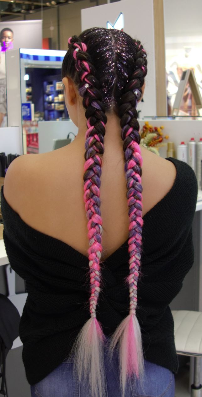 Extensions for boxer braids