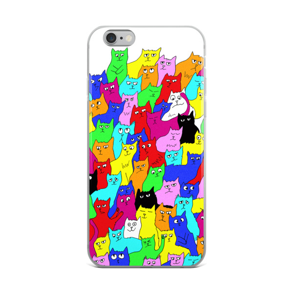 Bad Cats phone case! — All The Bad Cats