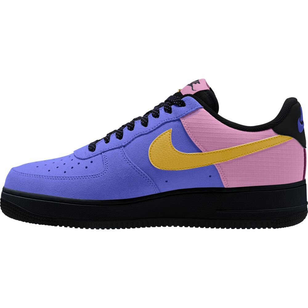 Nike Air Force 1 Lv8 In Persian Violet Pink Major