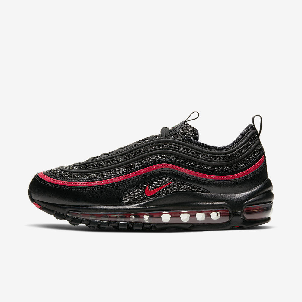 Progreso arrebatar tarifa  Nike Women's Air Max 97 in Black/Red — MAJOR