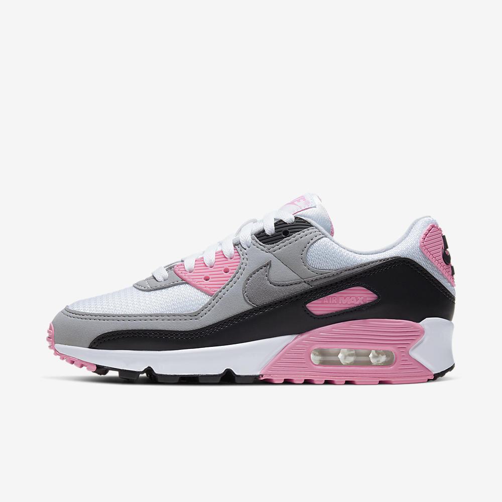pink nikes air max