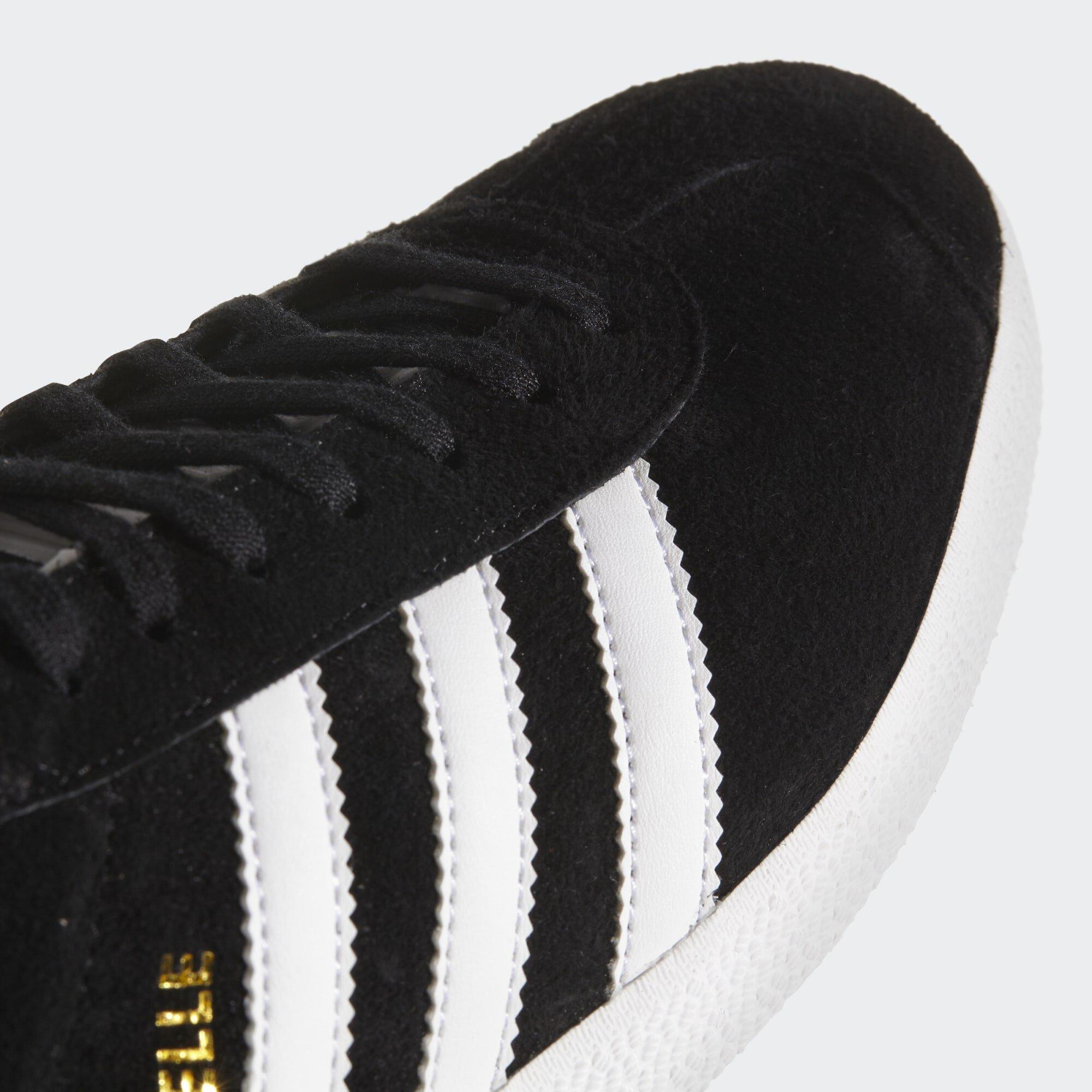 Adidas Gazelle in Core Black — MAJOR