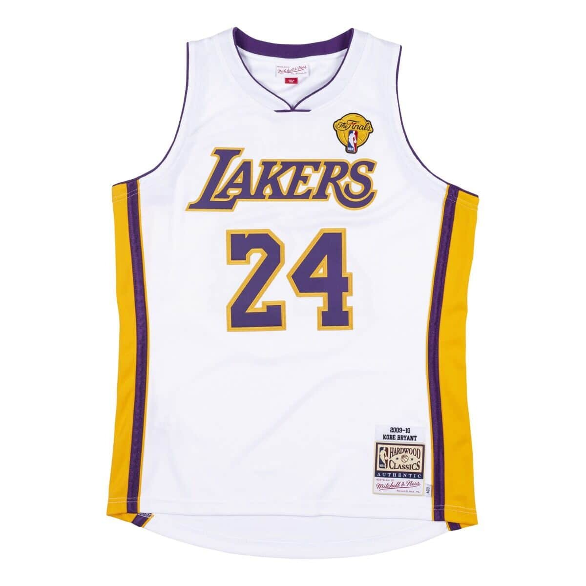 Mitchell & Ness Authentic Jersey Los Angeles Lakers 2009-10 Alternate Kobe Bryant — MAJOR