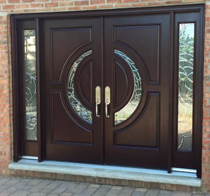 Merveilleux Global Entry Doors