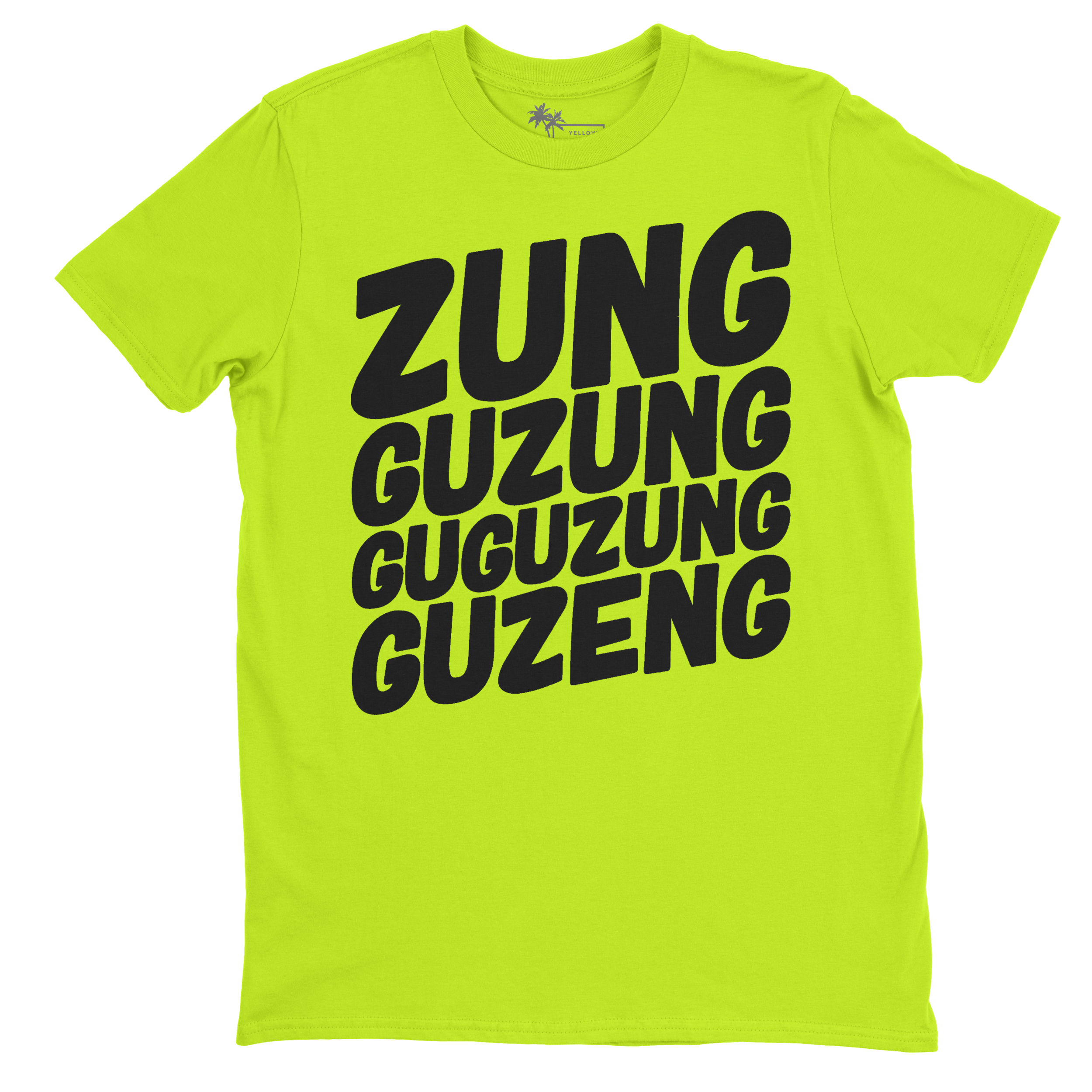Zungguzung in Neon Yellow — King Yellowman