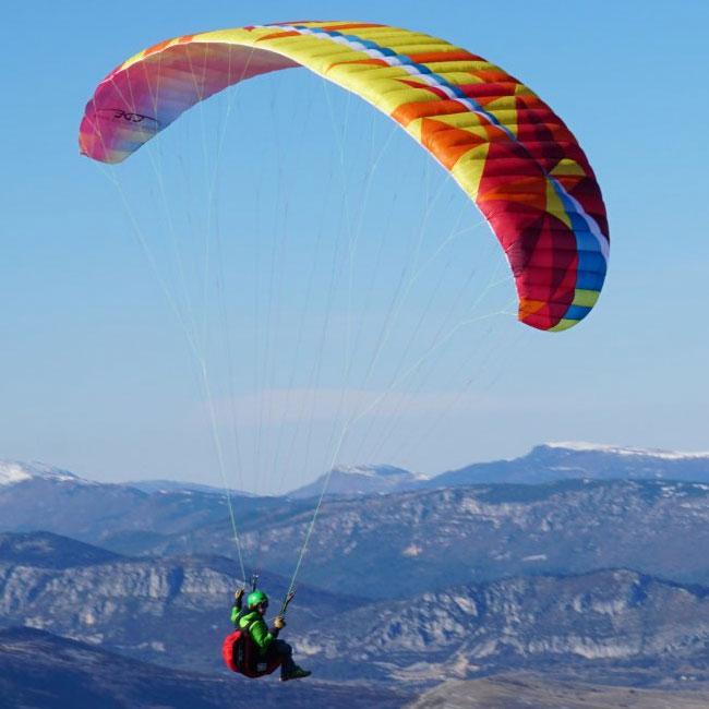 NEW Paragliding BGD Rucksack