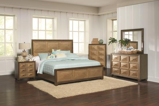 Modern Rustic Bedroom Set Decodesign Furniture Furniture Store Miami Fl Wholesale Prices