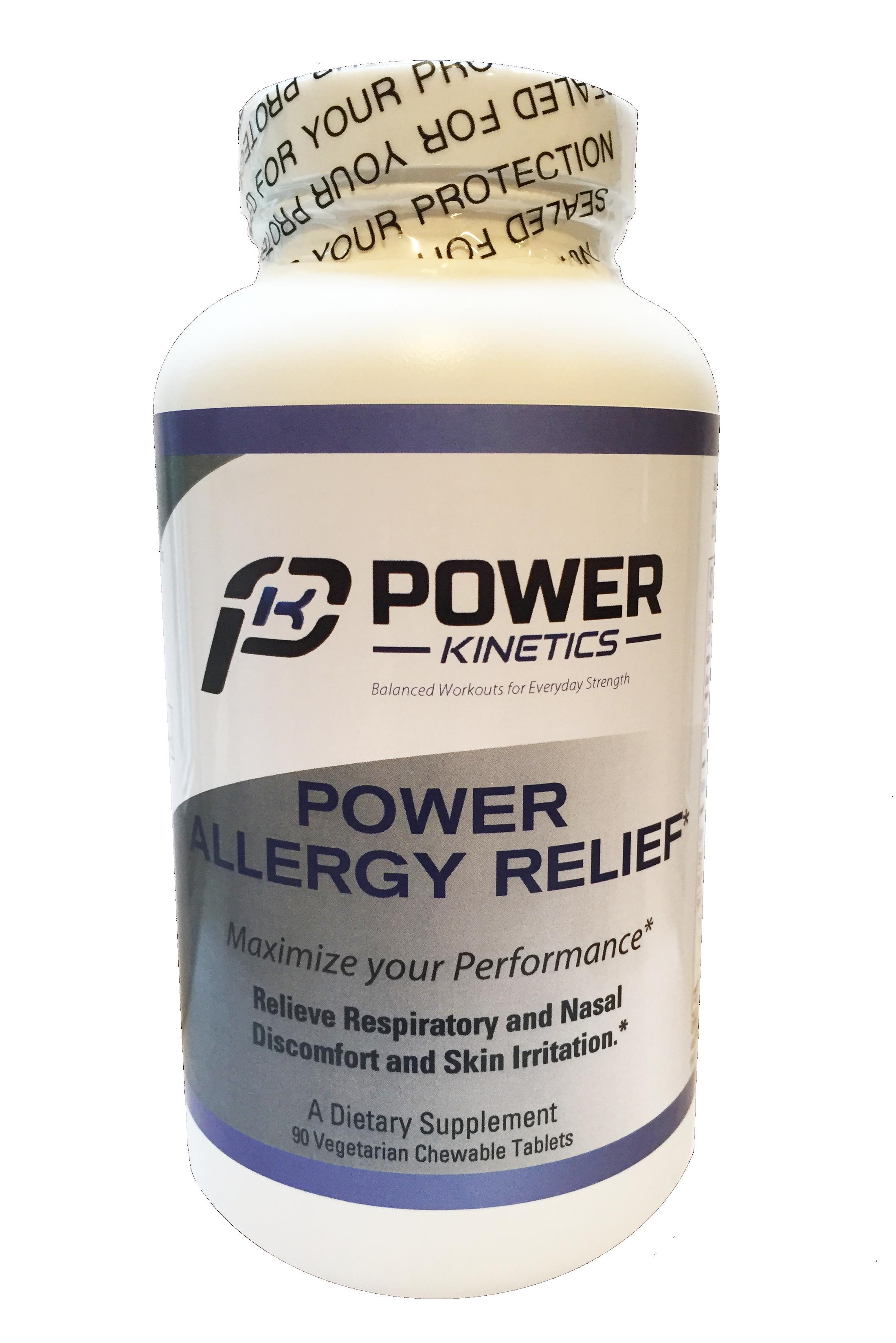 Power Allergy Relief — Charles Seminars