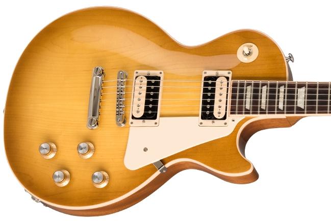 Gibson Les Paul Classic Honey Burst 2019 — KAOS Music Centre - Toronto