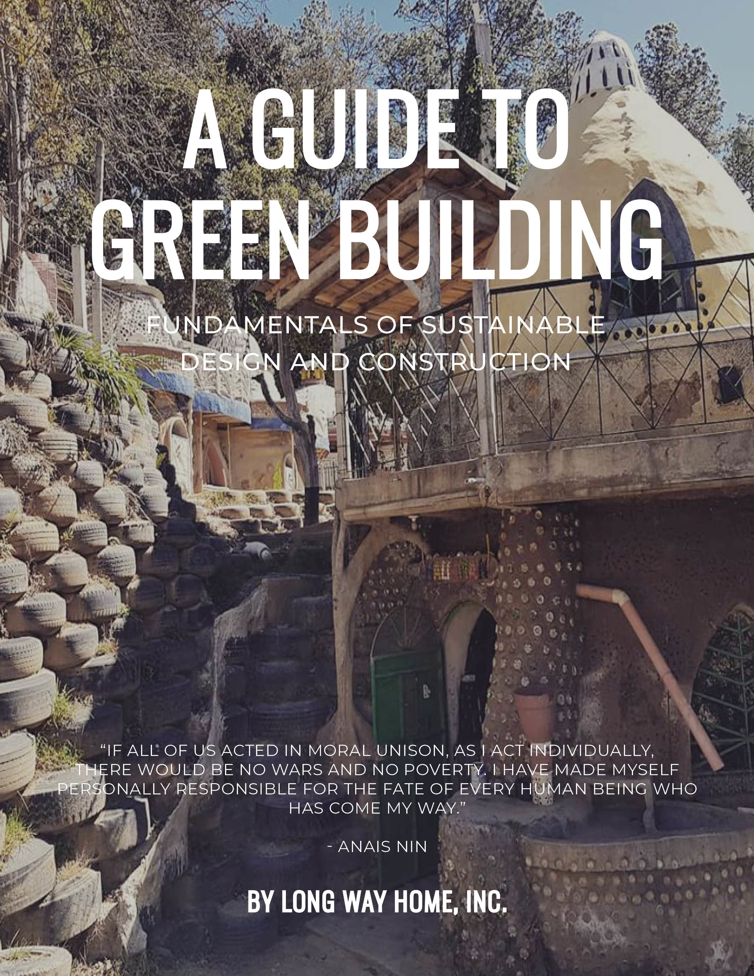 (E-book) A Guide to Green Building: Fundamentals of Sustainable Design and  Construction — Long Way Home