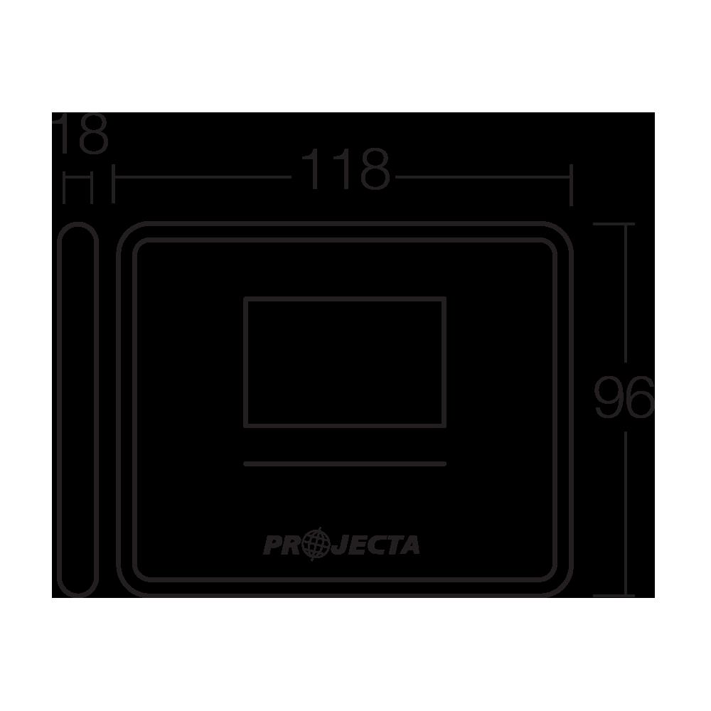 12v Smart Battery Gauge Projecta