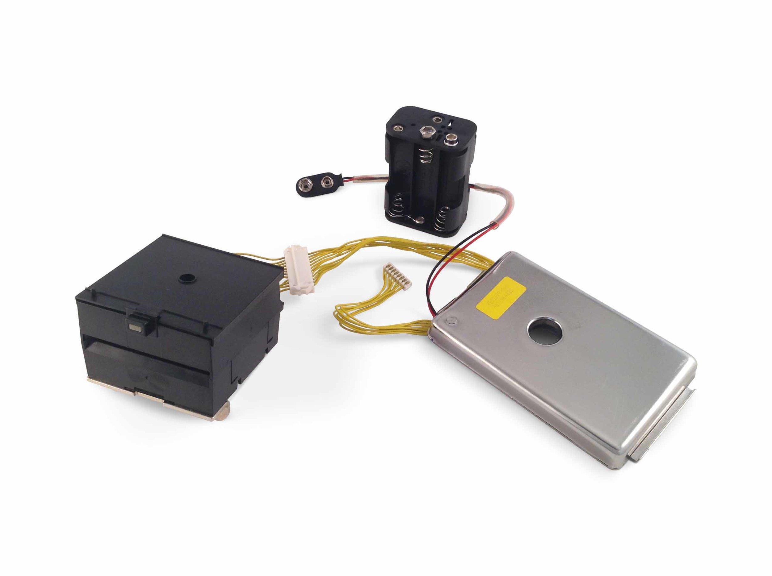 Classic VingCard Lock Setup [9V] — Electronic Access Inc