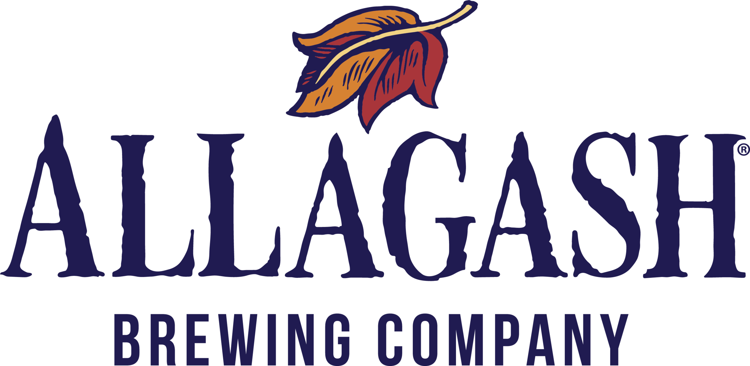 Allagash Brewing徽标Secondary Full Color.png
