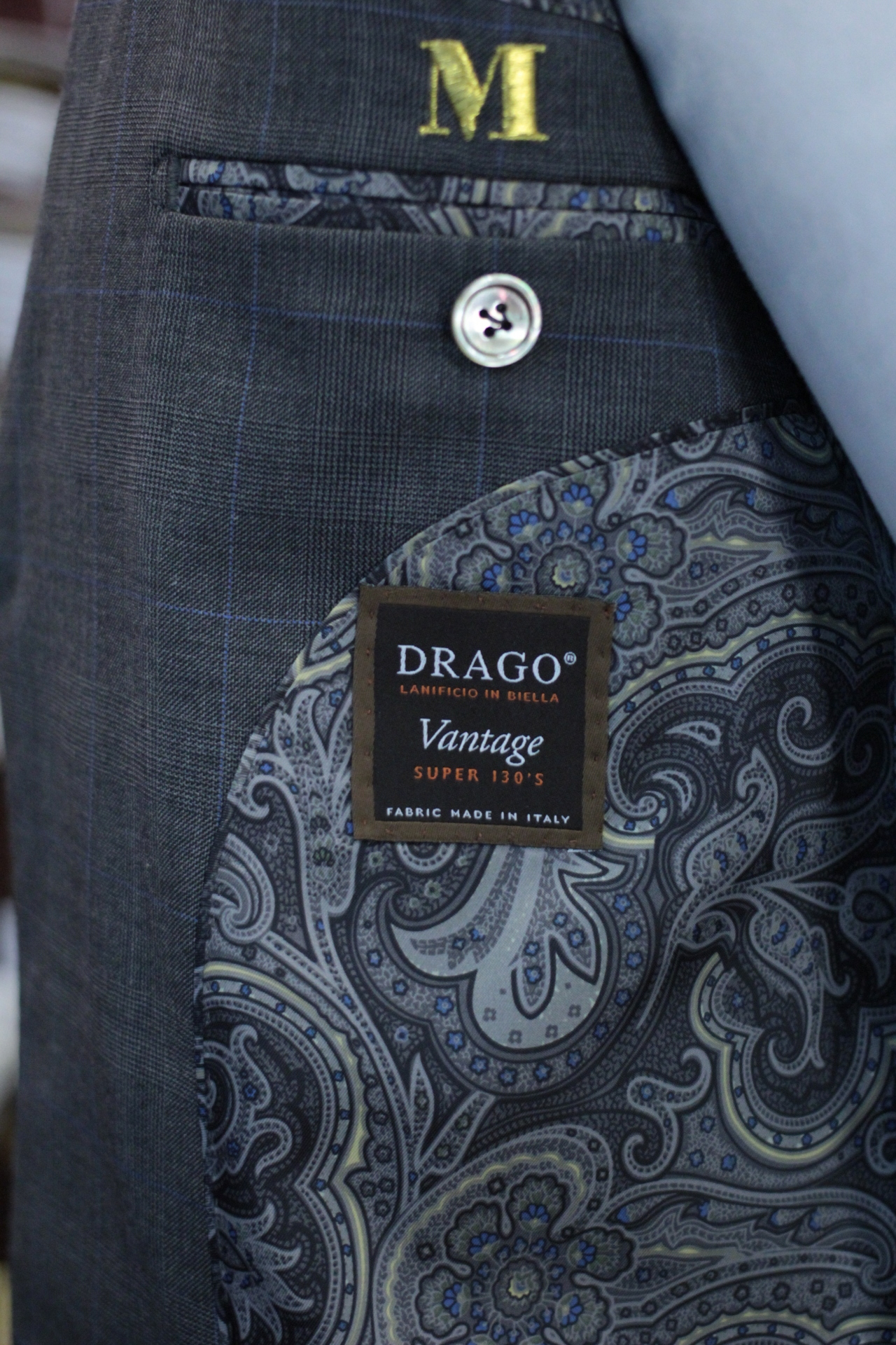 Made Suits® — NEW YORK - DRAGO S p A