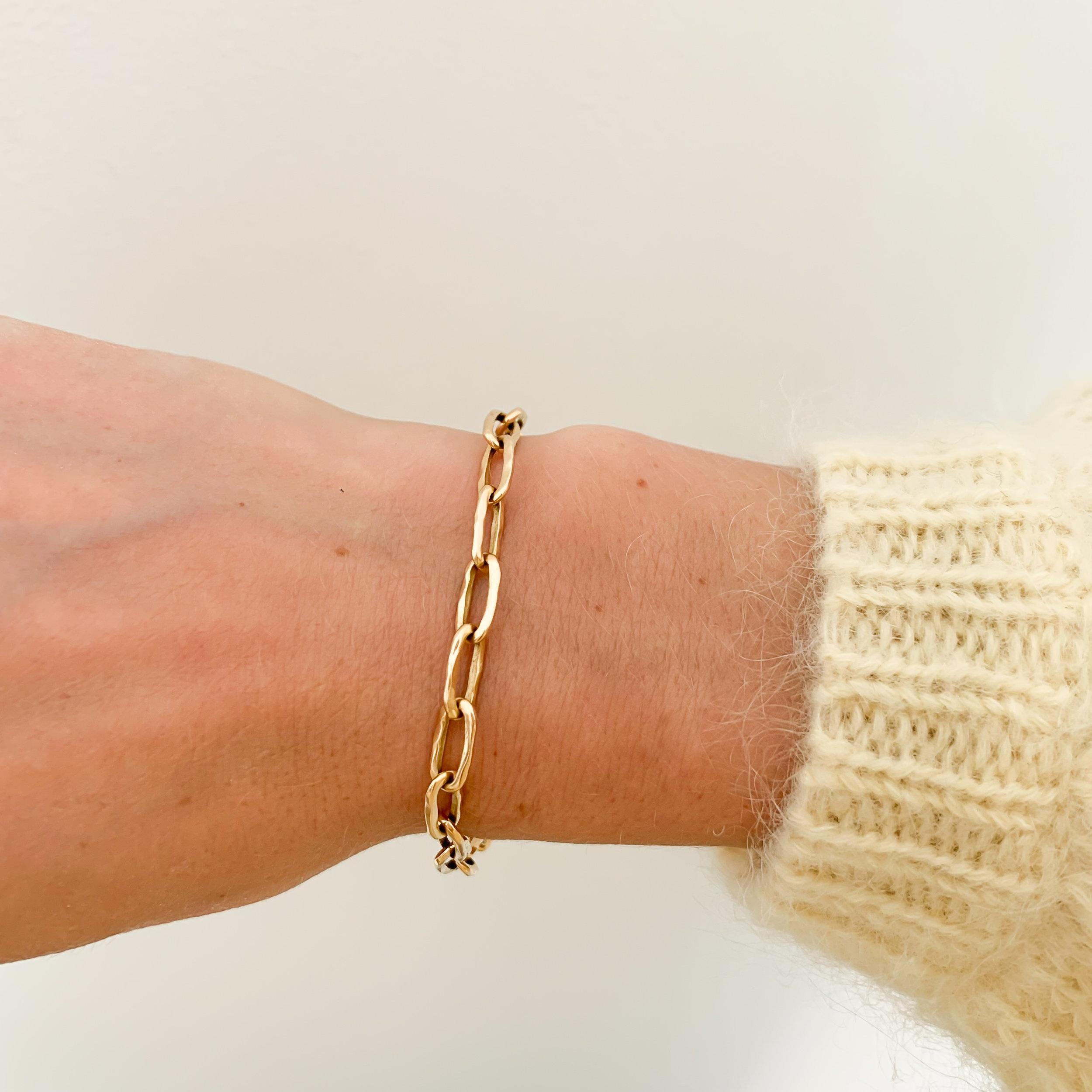 bracelet femme or 100 euros
