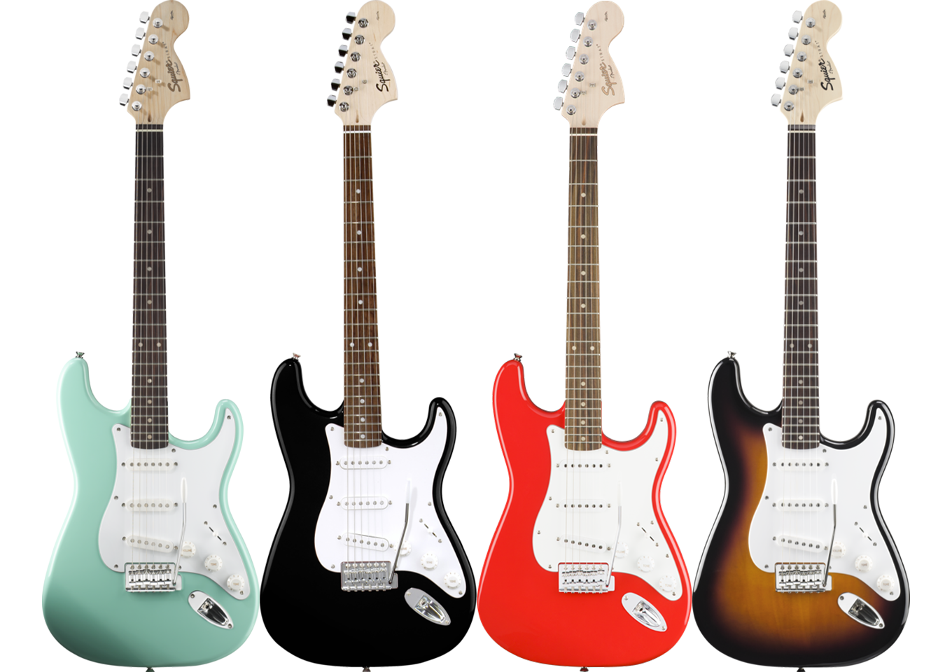Squier Affinity Series Strat Electric Guitar: Click for more info — Music  Corner North