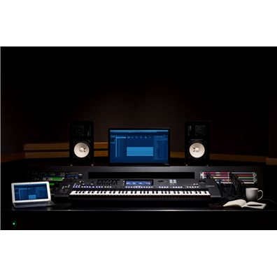 Yamaha Genos Digital Workstation Keyboard: Click for more info — Music  Corner North