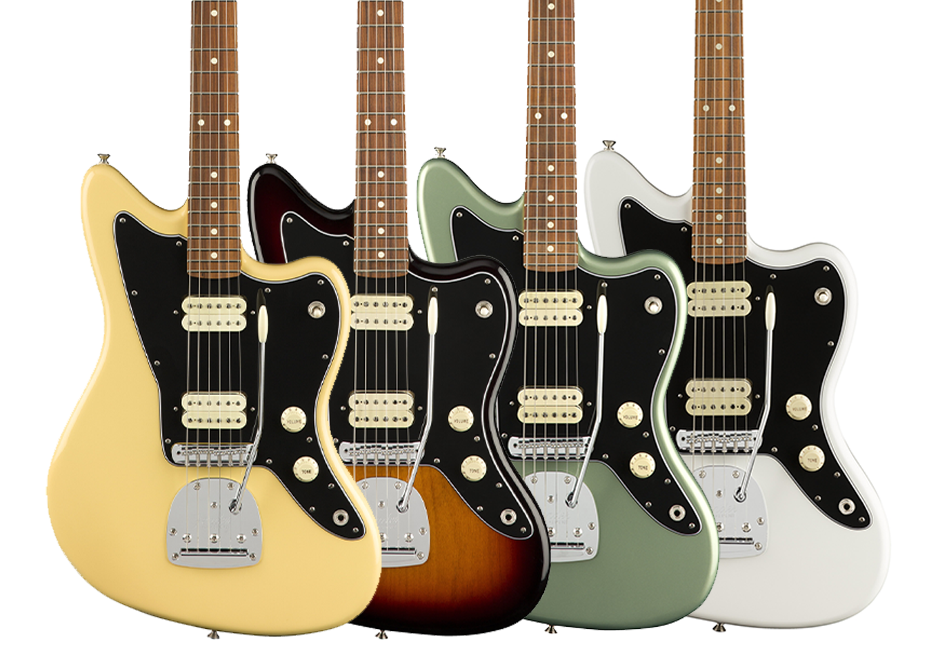 Fender Player Jazzmaster: Click for more info