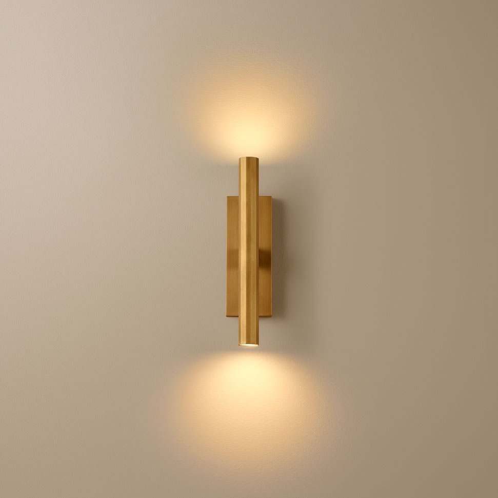 Petrine Wall Sconce Miko Designs