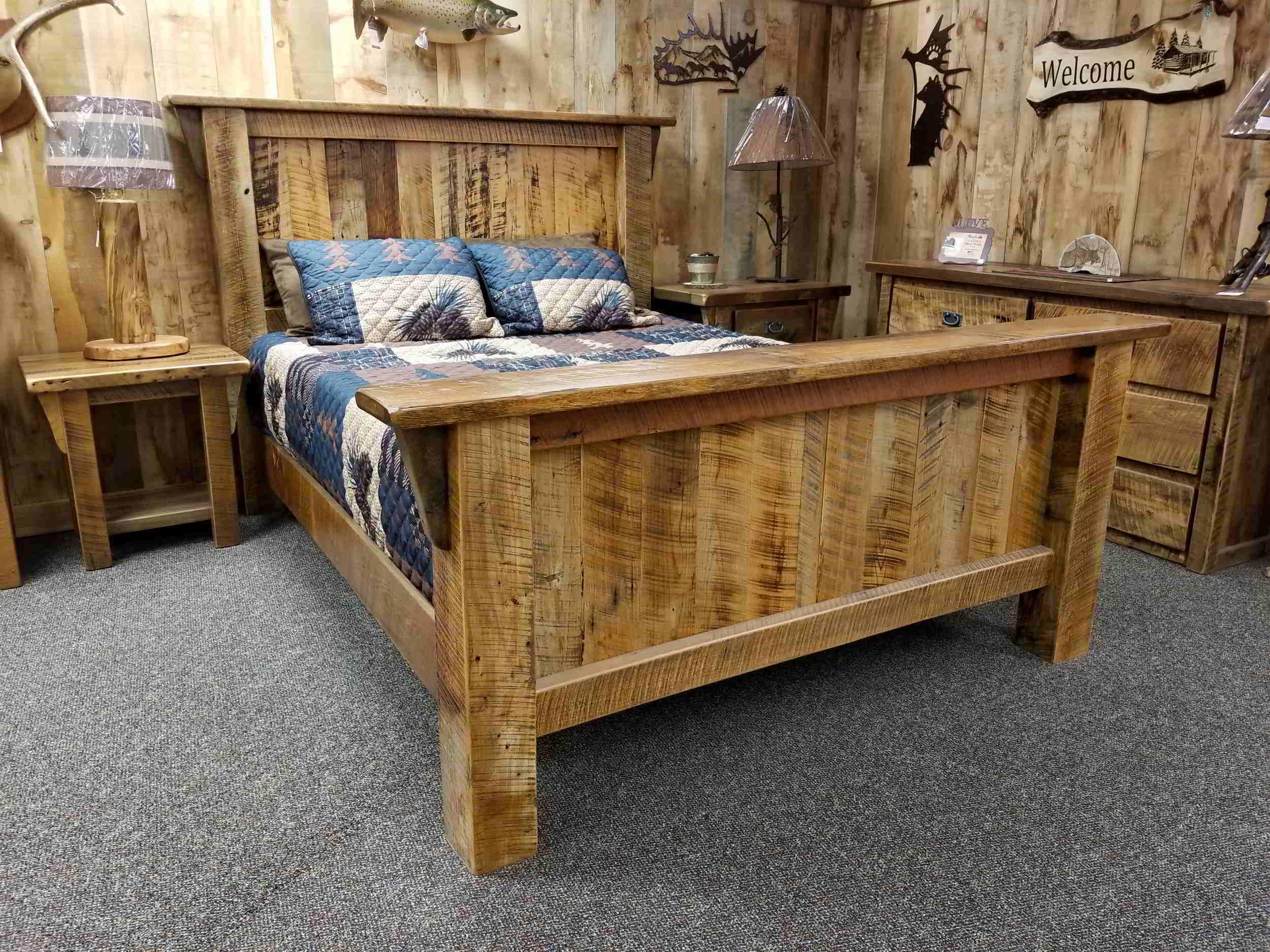 Delicieux EZ Mountain Rustic Furniture