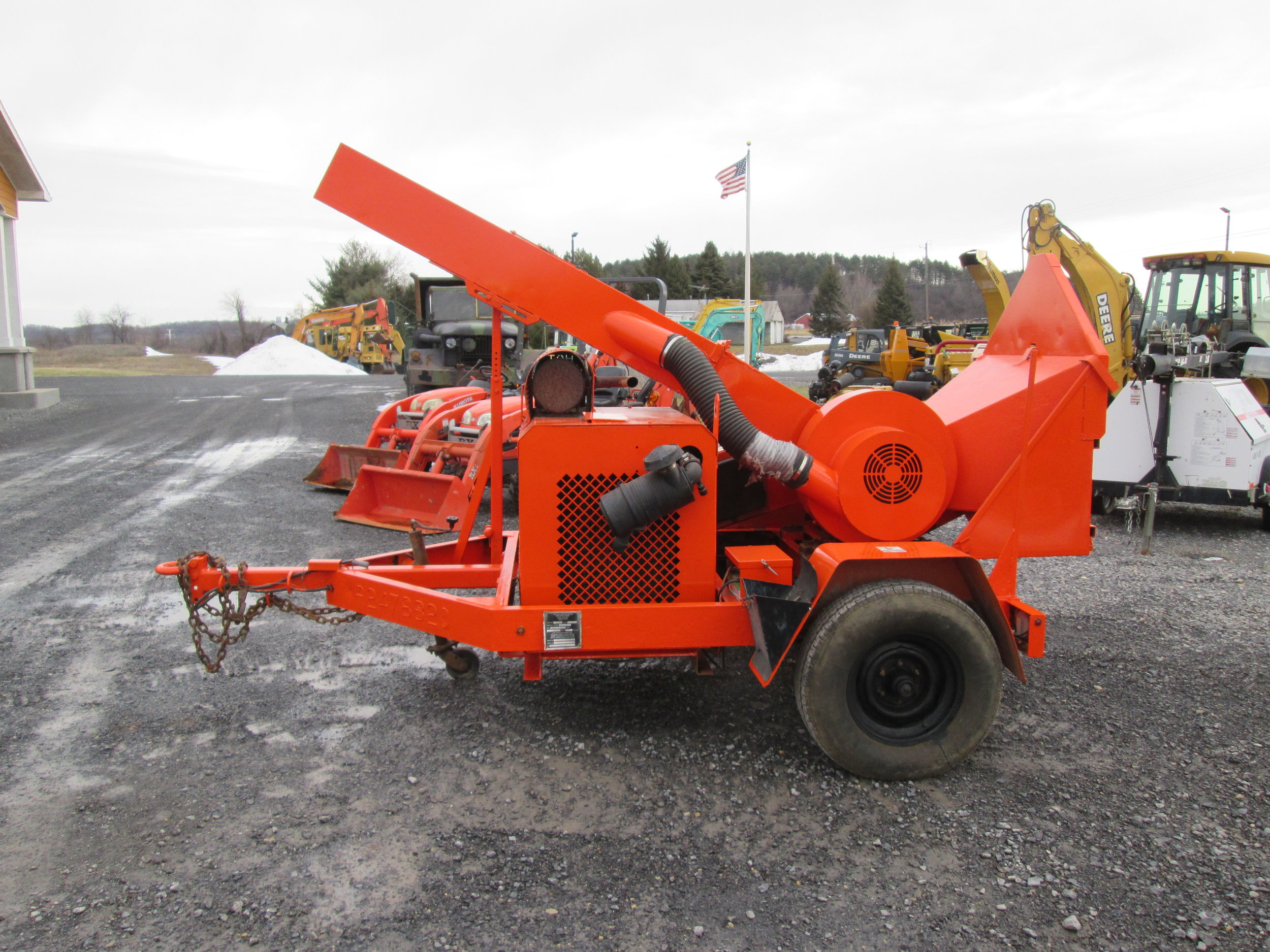 #8820 - Vermeer 4MSD12 — Carroll Equipment - Syracuse's Best Place For  Construction Equipment