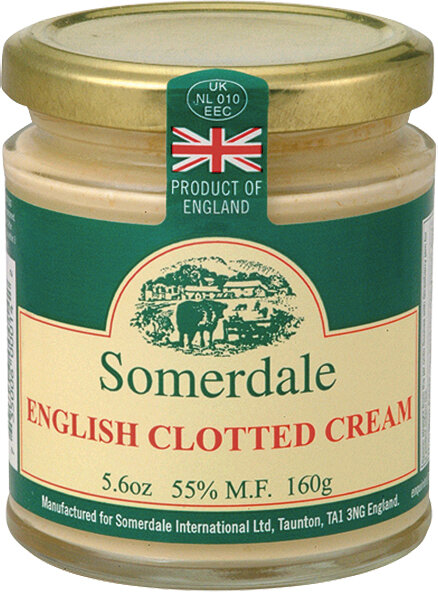 Clotted Cream Imported From England Goldenberrygourmetgift Com