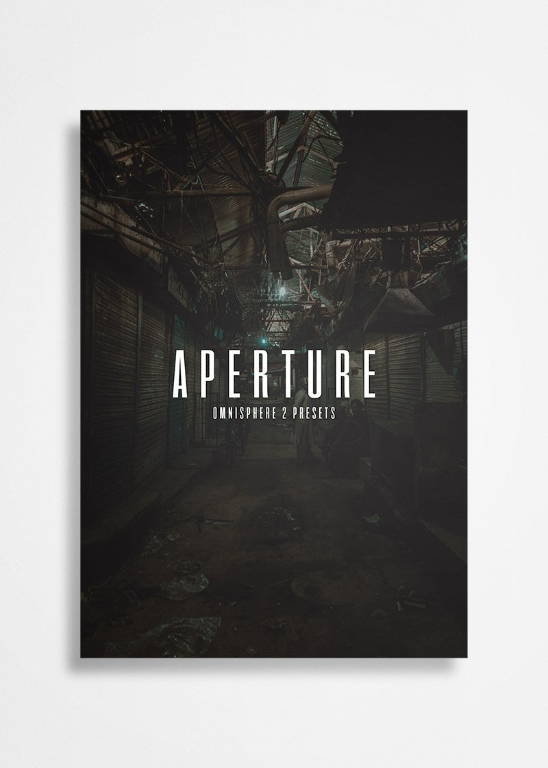Aperture (Omnisphere 2 Presets) — TheKitPlug com