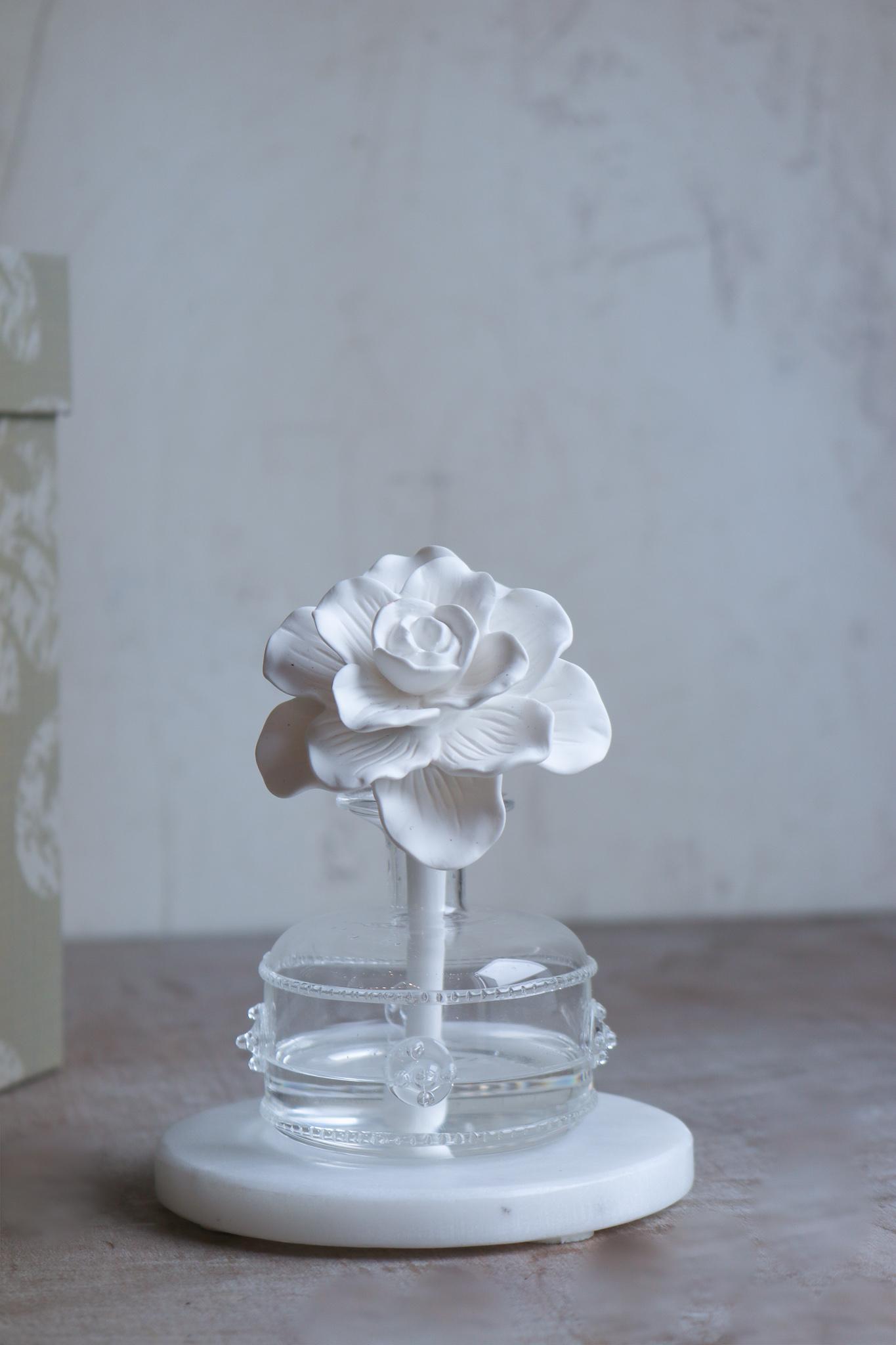 Porcelain Botanical Oil Diffuser Florist Andover Ma Floral Home
