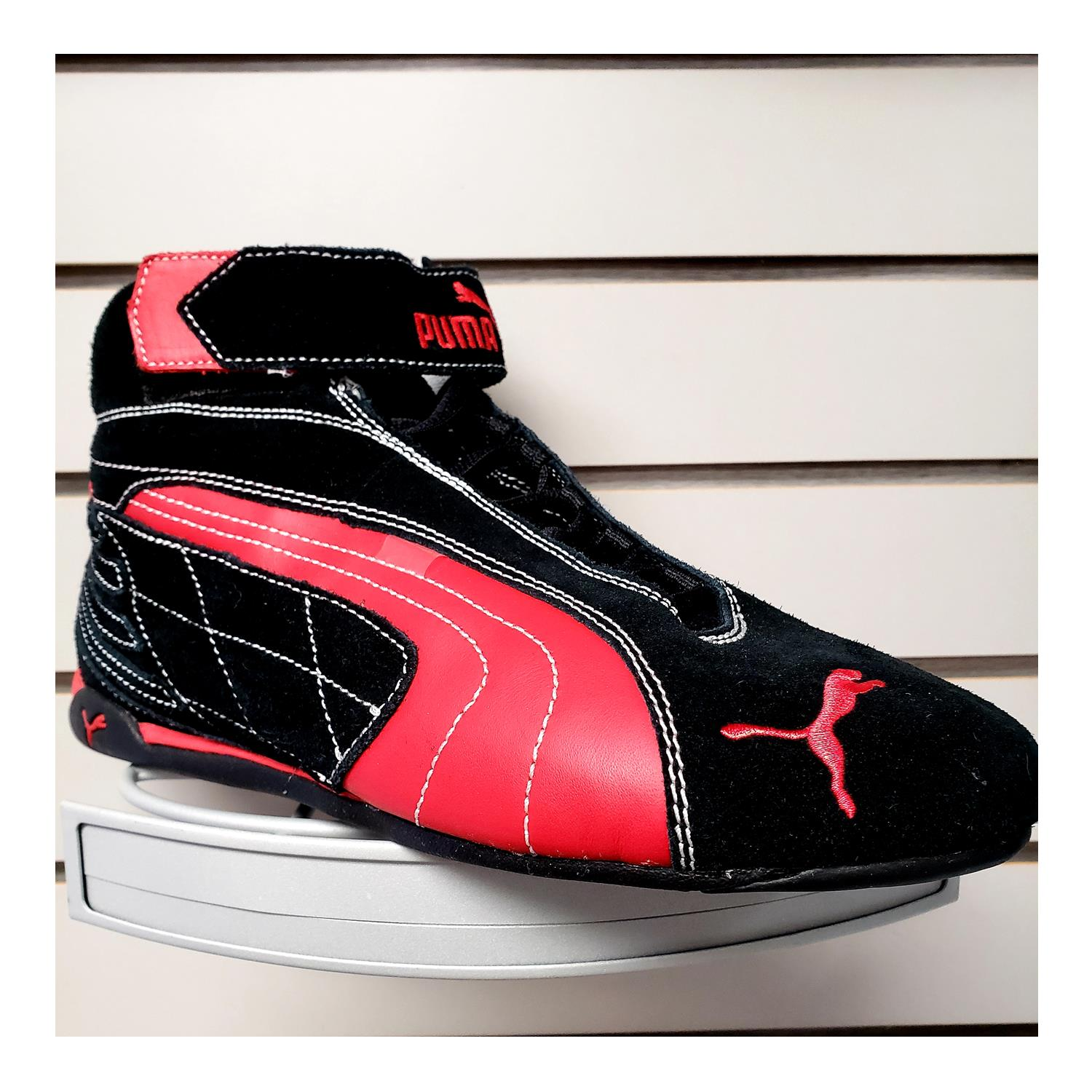 code promo 621db 2e765 TRACK FIRST-Sales, Consignment, Clearance, Special Offers, Discounts, Black  Friday-PUMA REPLI CAT MId Kart shoe