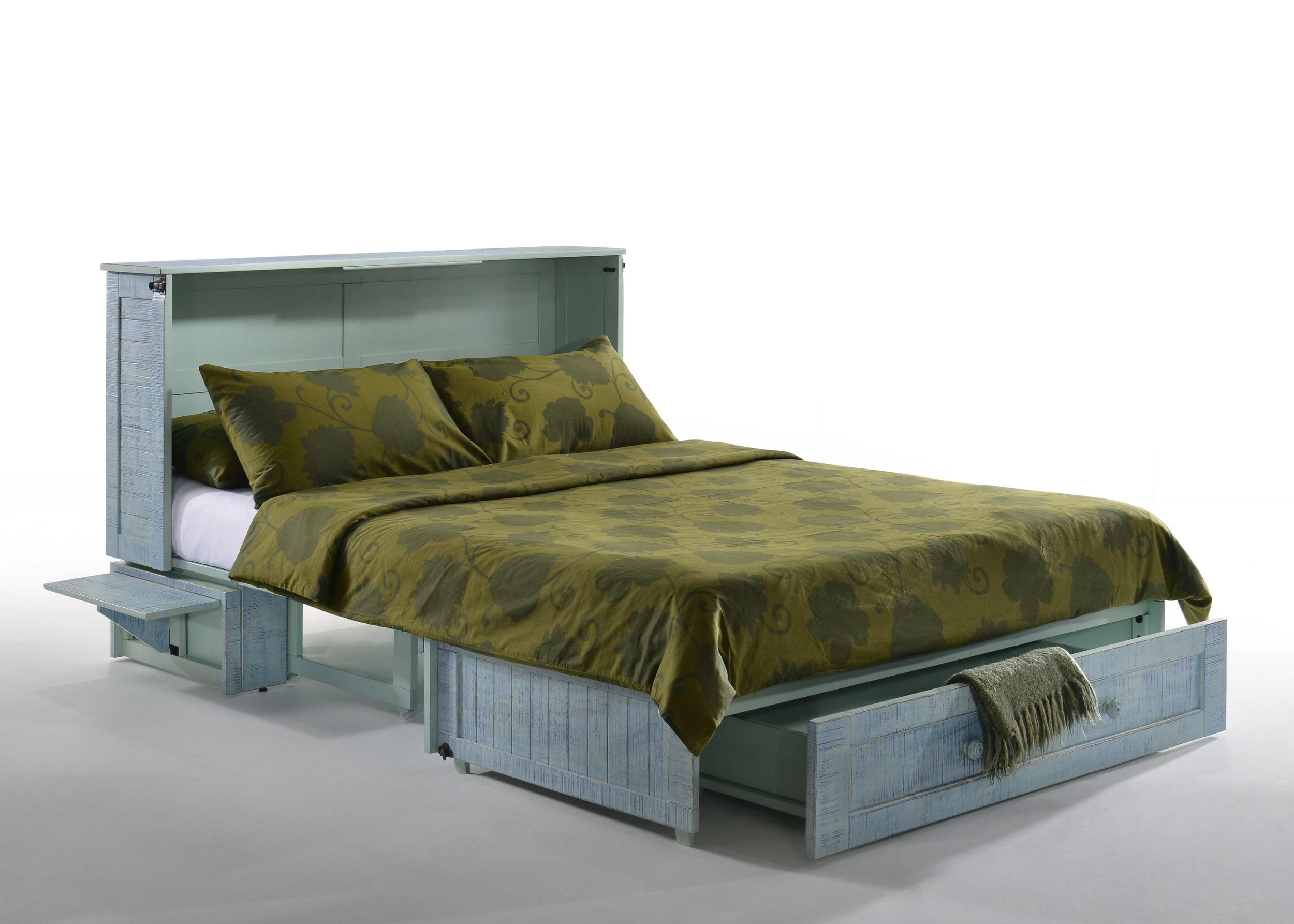 Poppy Skye Murphy Cabinet Bed By Night