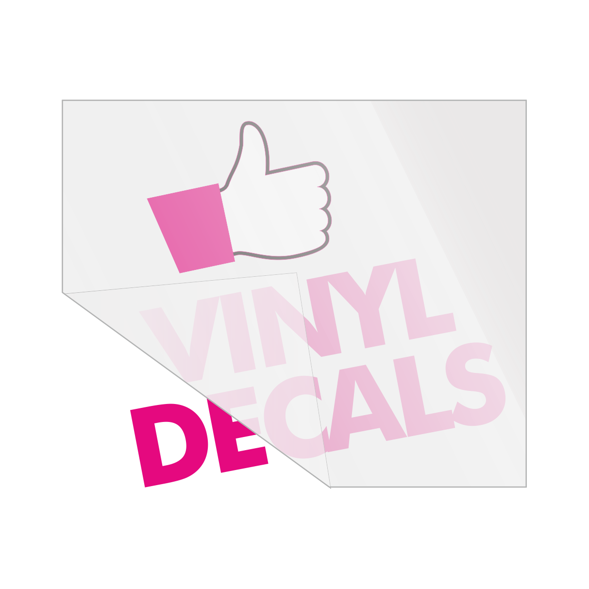 Vinyl decals stickers and decals custom sticker printing company and vinyl decal makers