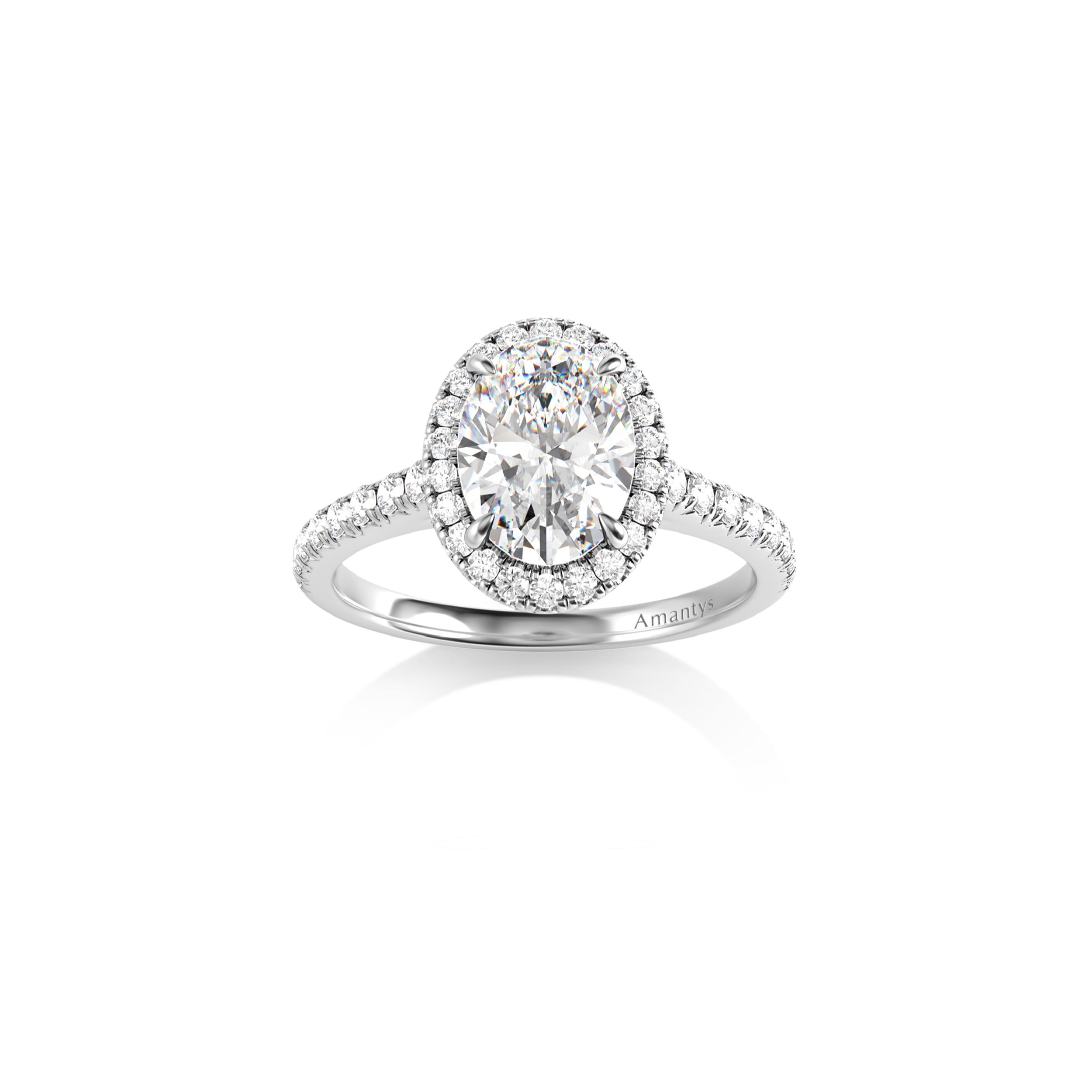 bague diamant mariage