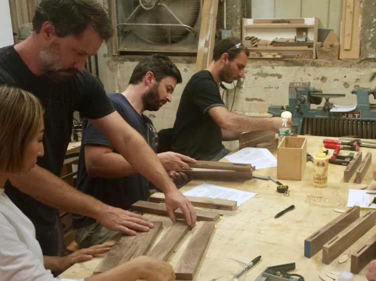 Introduction To Woodworking Tuesdays Bien Hecho Academy