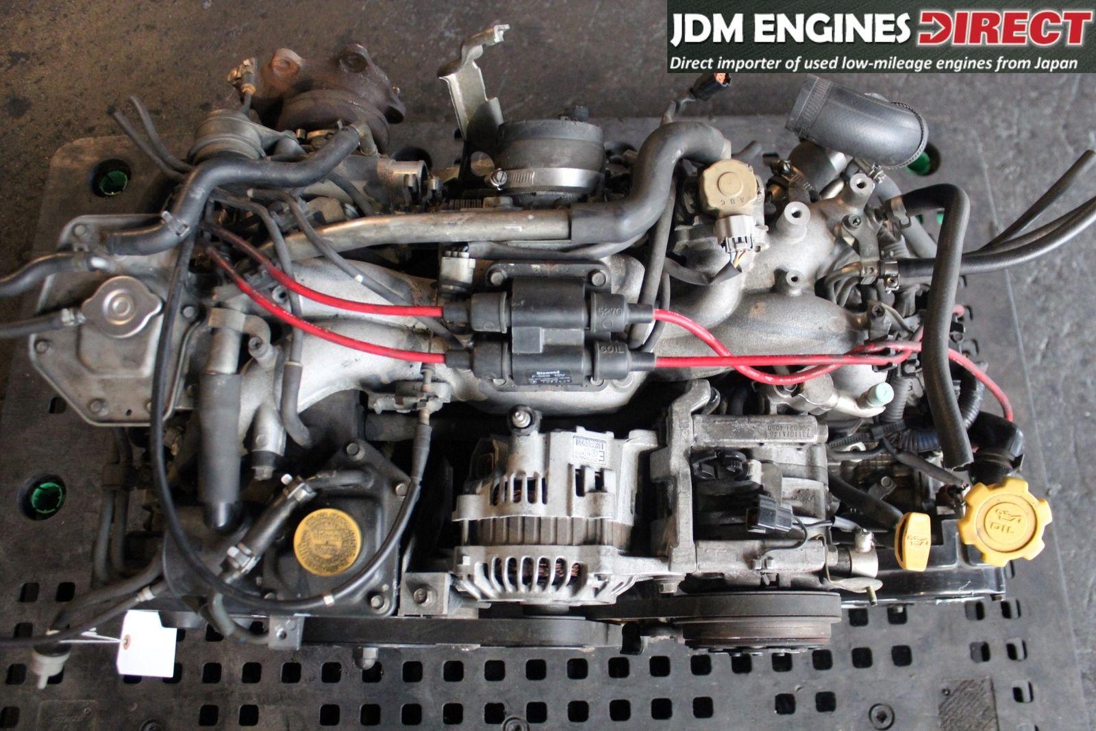 MY97 Subaru Impreza WRX GC8 GF8 2 0L H4 Boxer Turbo Engine