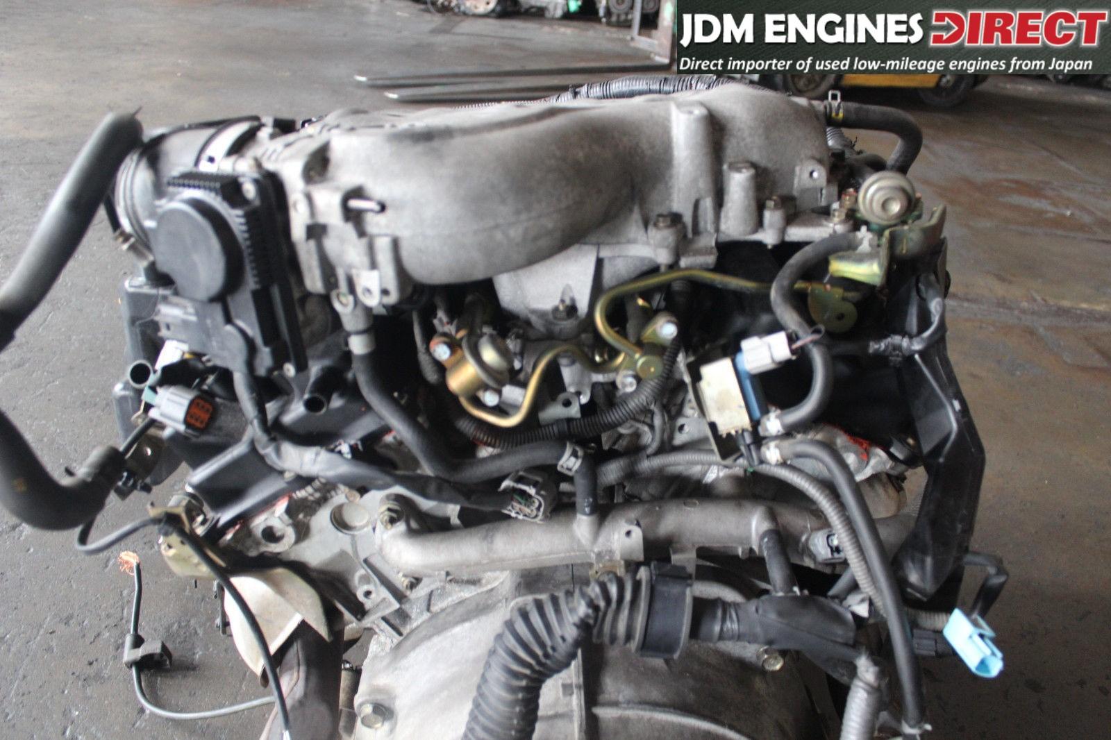 JDM Nissan 350Z Infiniti G35 3 5L Engine 6 Speed Transmission VQ35DE — JDM  ENGINES DIRECT!