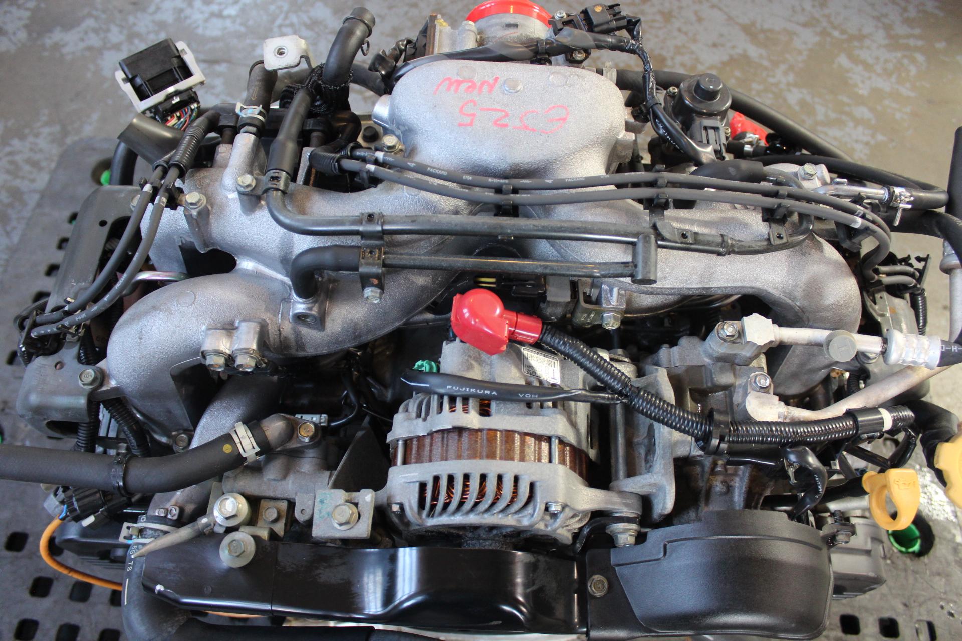 JDM Subaru Legacy Outback 06-09 2 5L Sohc Engine With AVLS EJ253 EJ25 Long  Block — JDM ENGINES DIRECT!