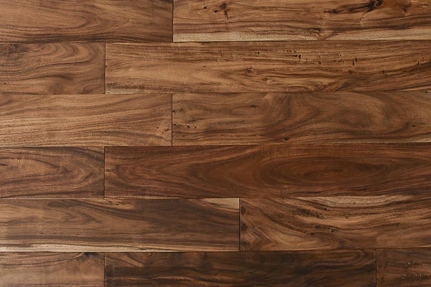 Exotic Walnut Natural Tropical Flooring