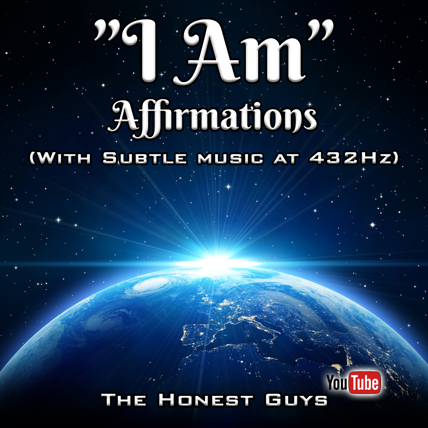 MP3: 'I AM' AFFIRMATIONS (With Subtle Music) 432Hz - Digital Download —  TheHonestGuys co uk