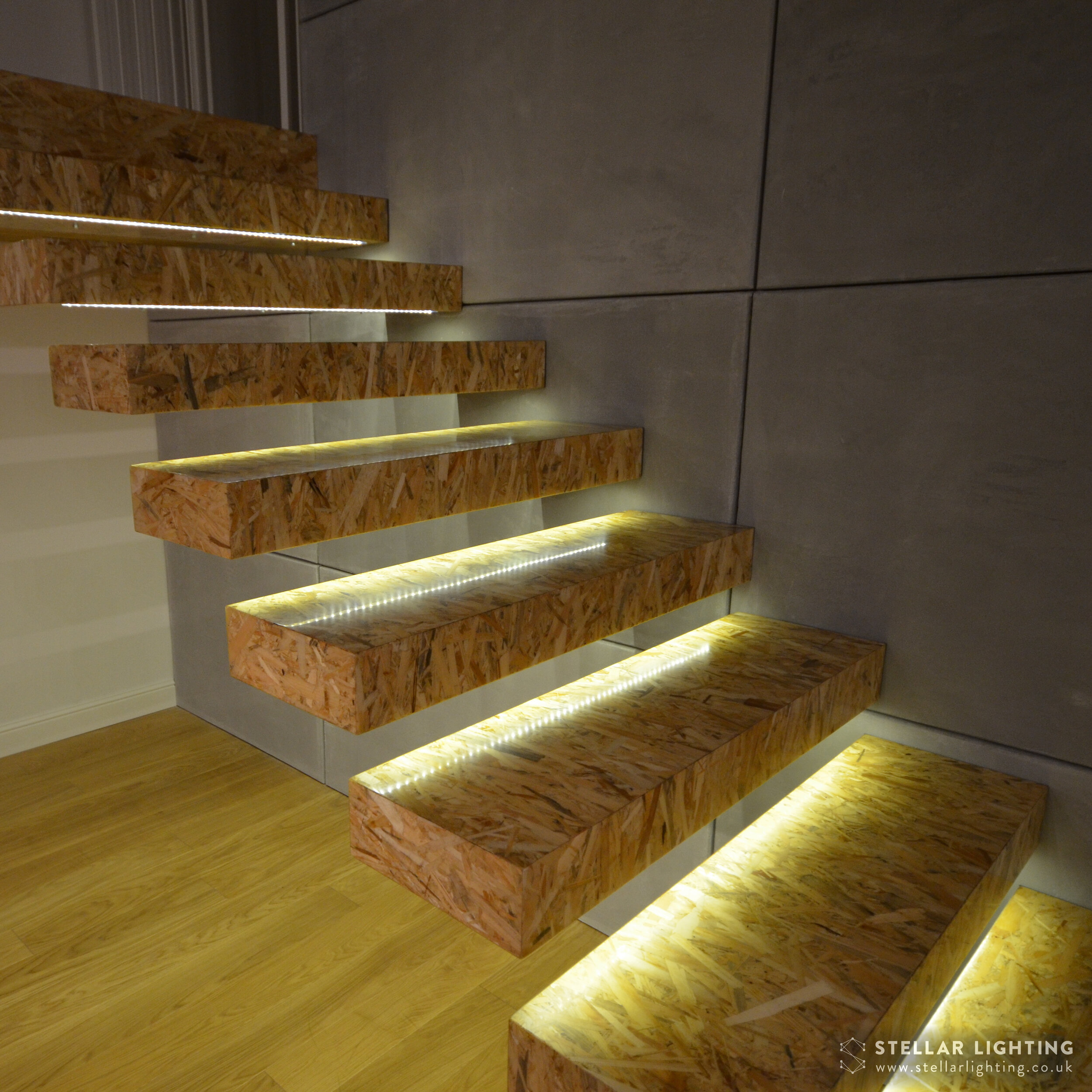 Stair Lighting Kit Cascading Scr 2