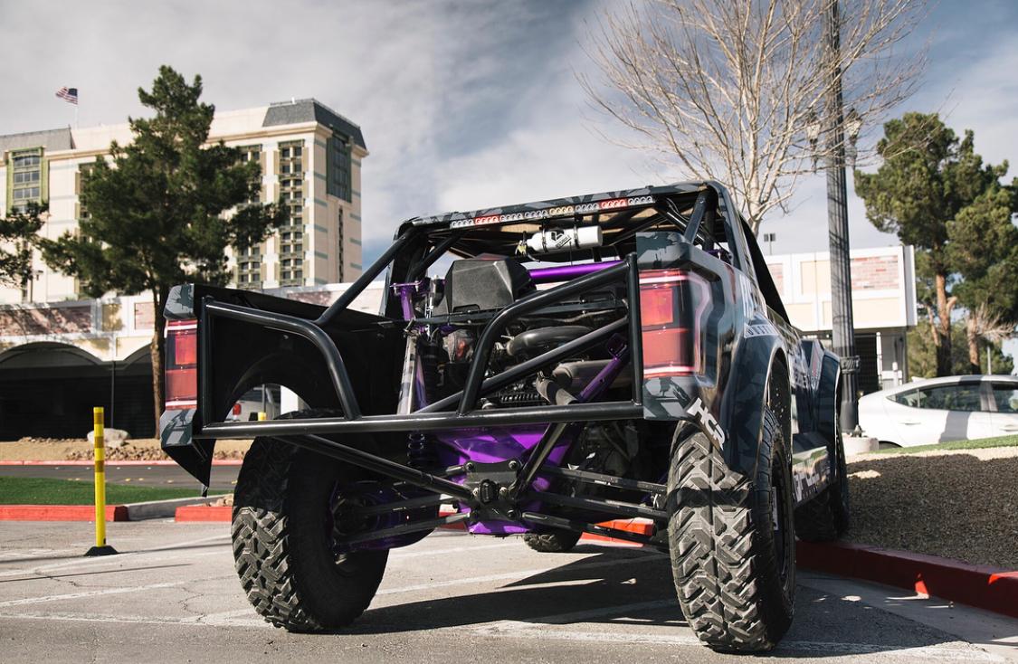 Can Am X3 Raptor Body Kit — Indecent Motorsports