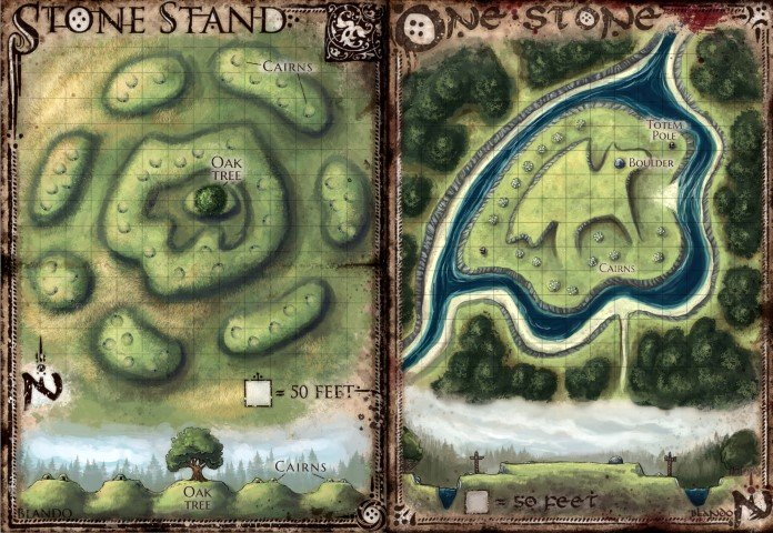 picture regarding Storm King's Thunder Printable Maps known as Storm Kings Thunder - Map Prints Offer: 5th Model DnD Jared Blando