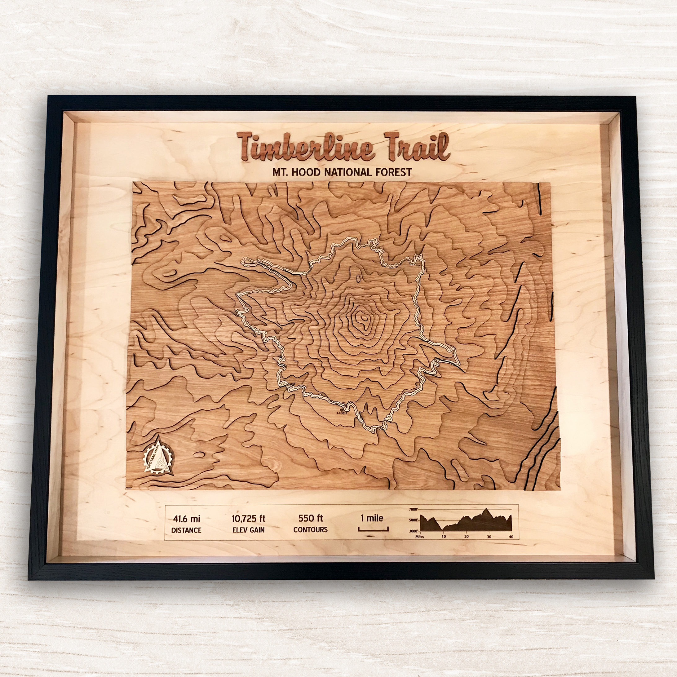 3-D Pro Series Maps — Topo Trail Maps