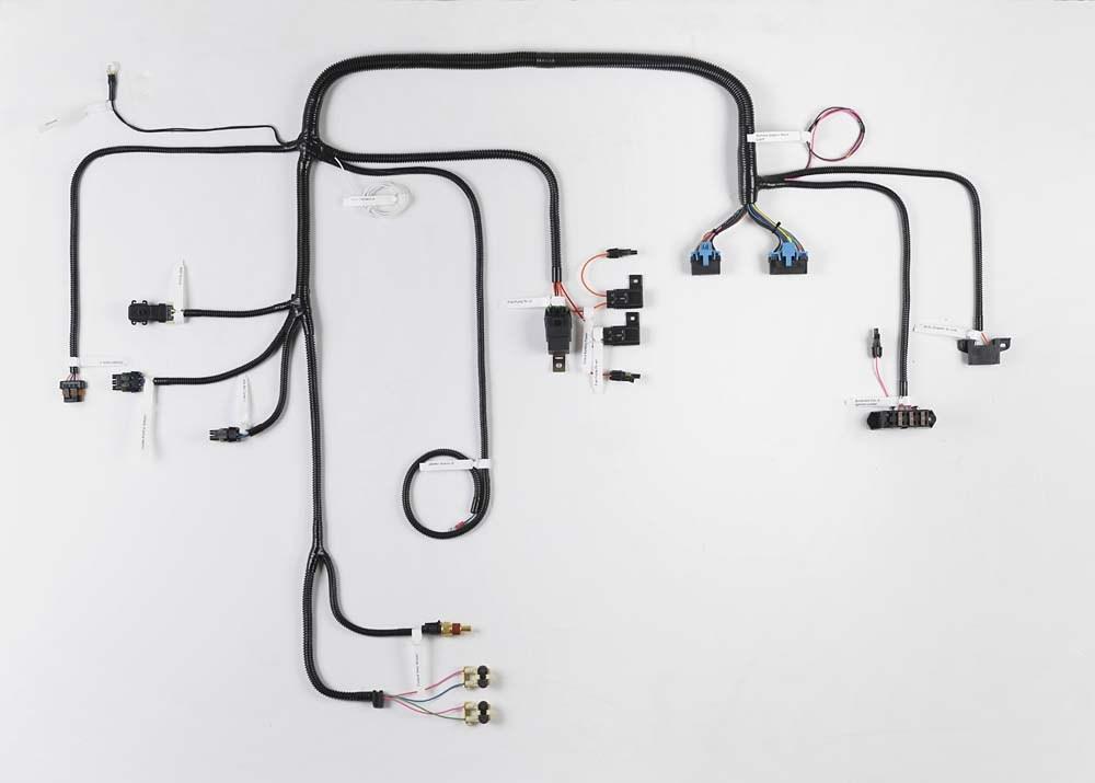 Howell F & 2F TBI Fuel Injection Conversion Kits — MOSLEY MOTORS