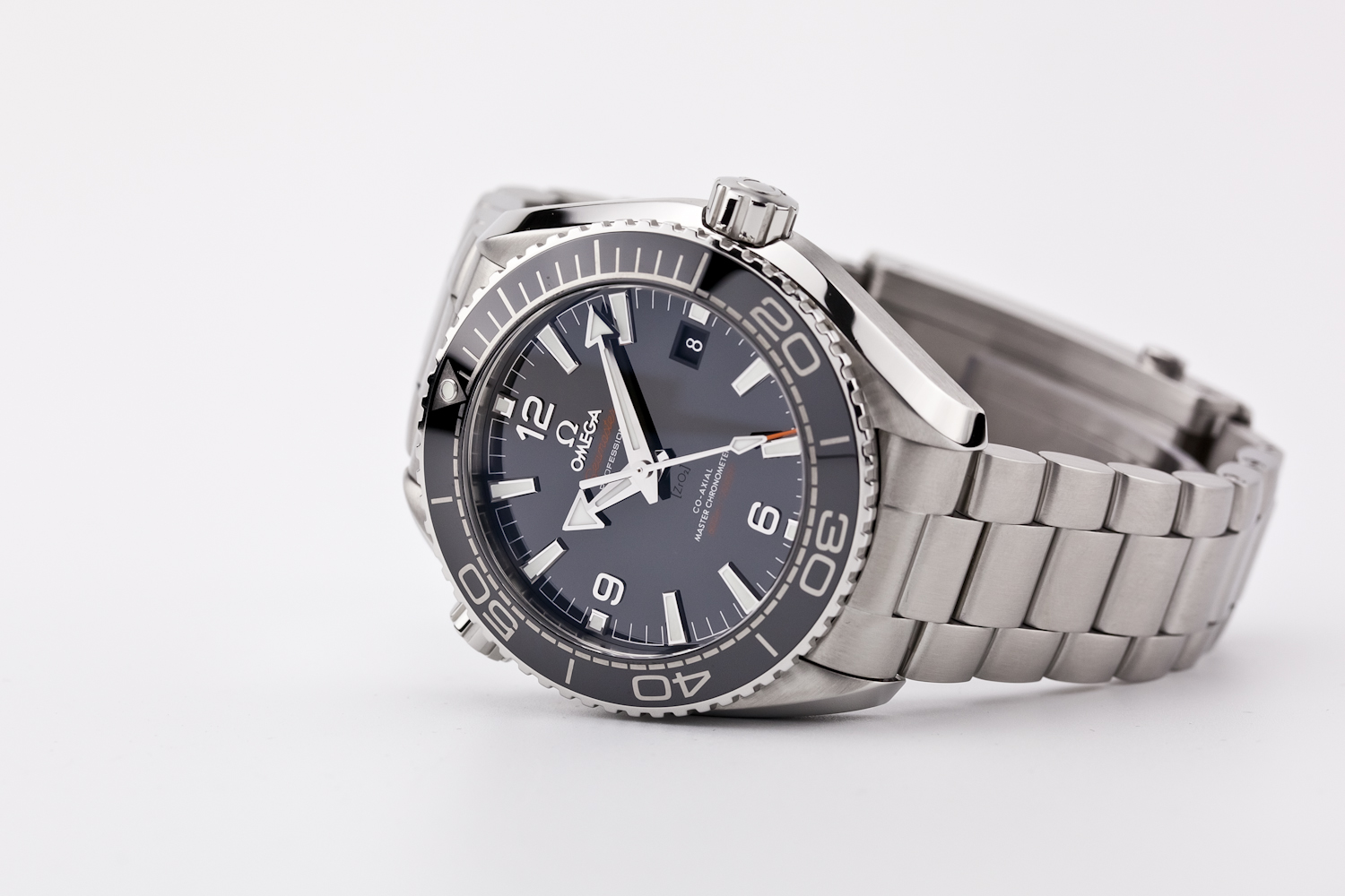 Omega Planet Ocean 8900 43mm 215 30 44 21 01 001 Watch Exchange Co