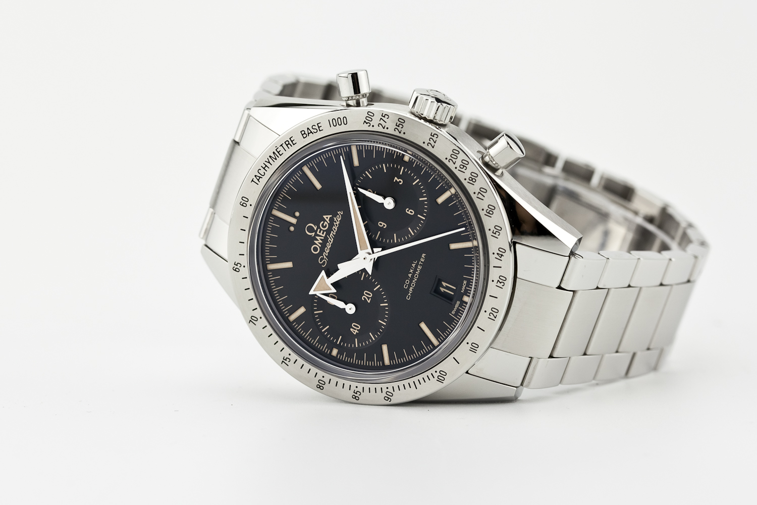 Omega Sdmaster 57 Co Axial Automatic 41 5mm 331 10 42 51