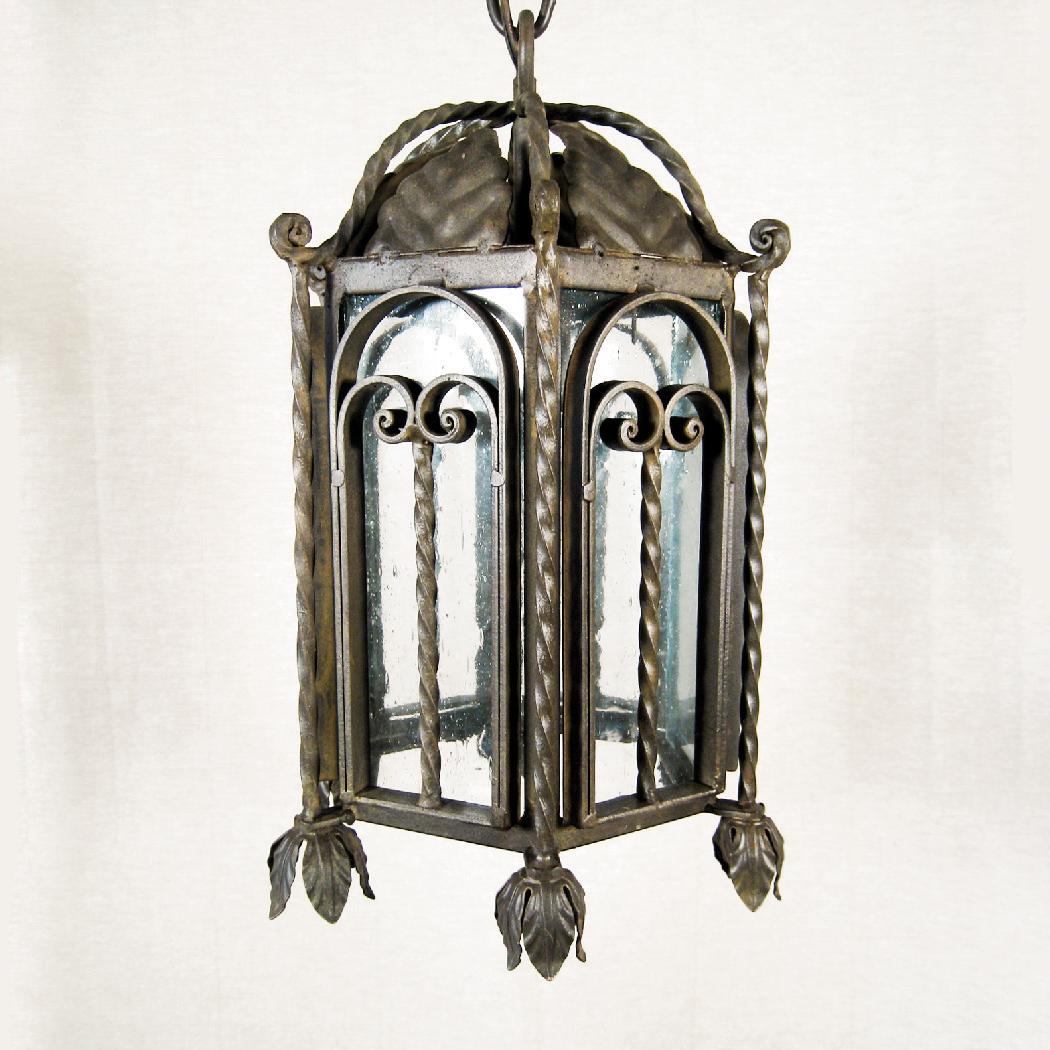 Arched Door Lantern Chandelier Fine